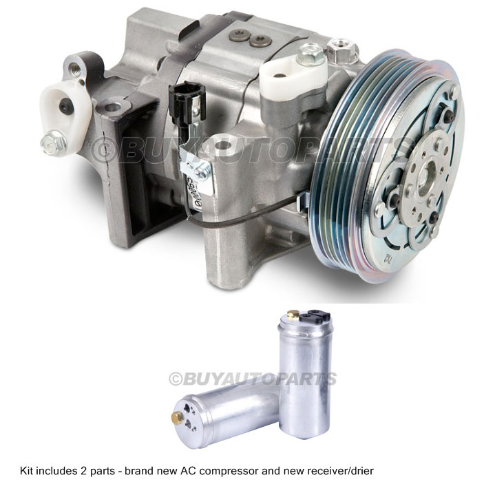 A/C Compressor and Components Kit 60-86434 R2