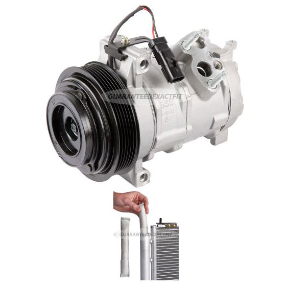 Chrysler Pacifica A/C Compressor and Components Kit