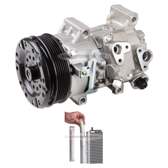 Scion xD A/C Compressor and Components Kit