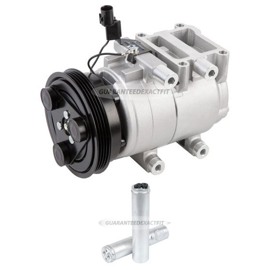 Hyundai Tucson A/C Compressor and Components Kit