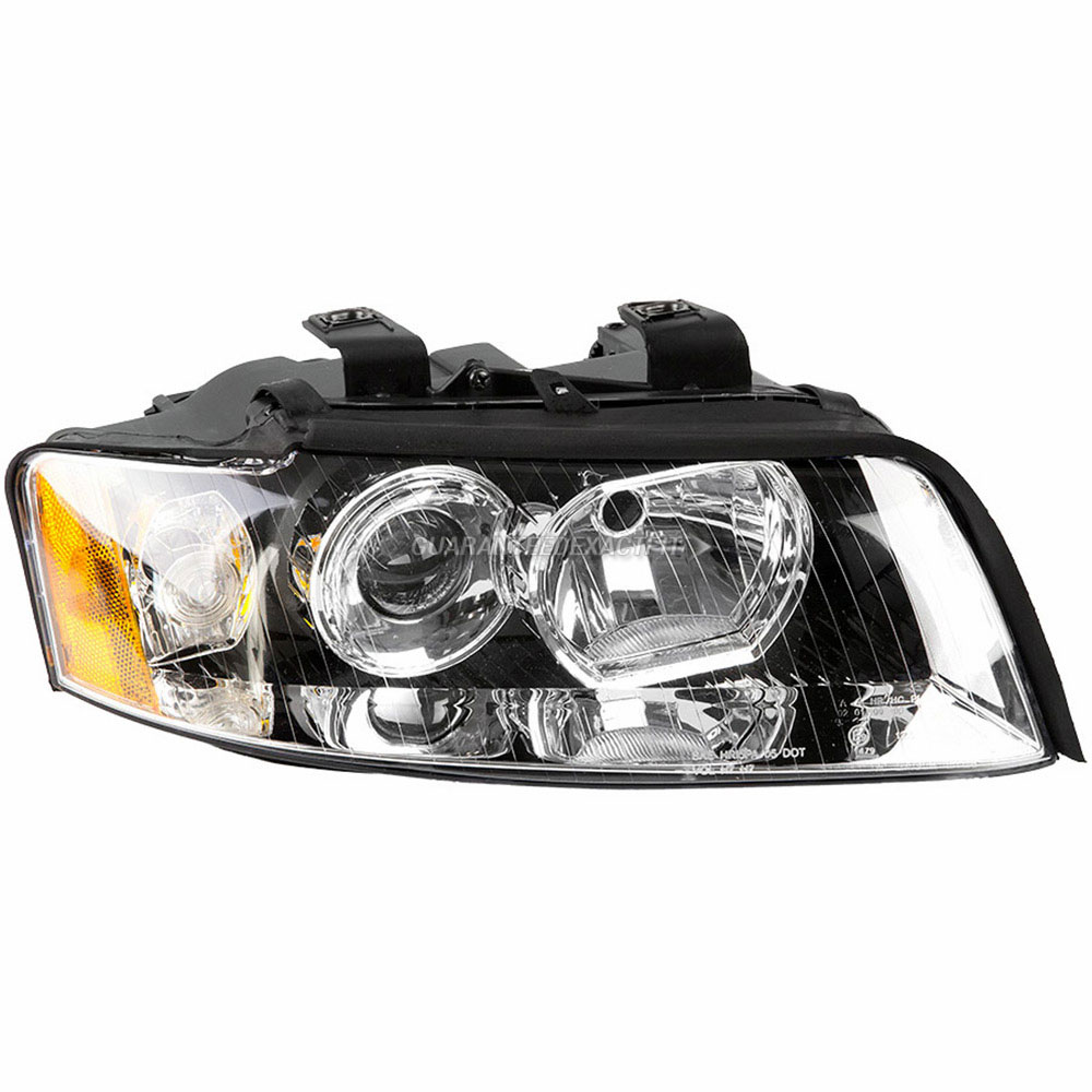 Headlight Assemblies For Audi A And Audi S OEM REF - 2006 audi a4 headlights