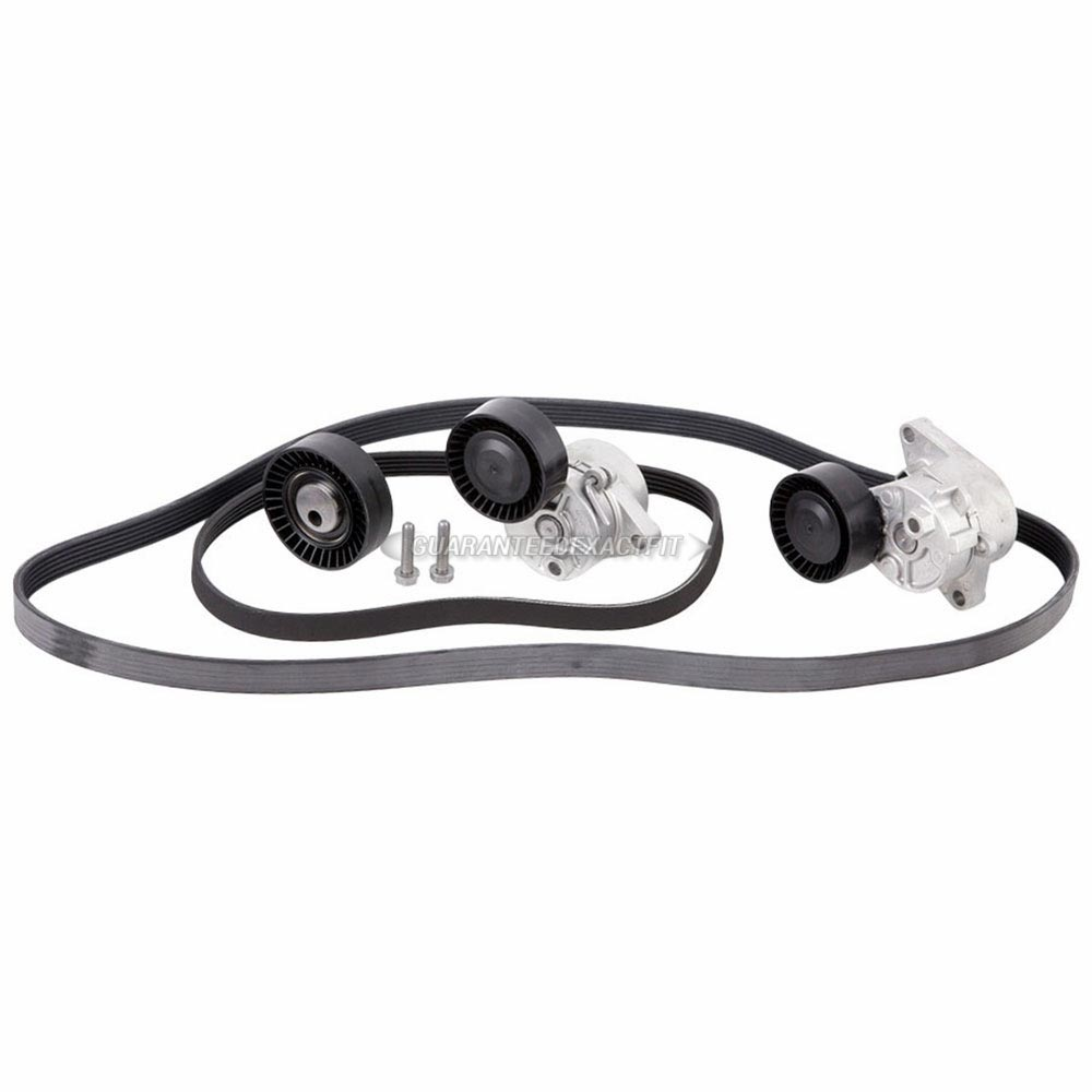 BMW 328 Serpentine Belt and Tensioner Kit