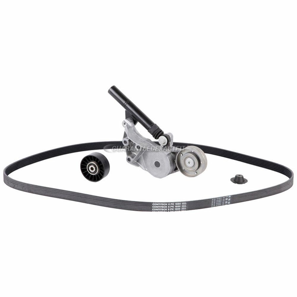 Volkswagen Golf Serpentine Belt and Tensioner Kit