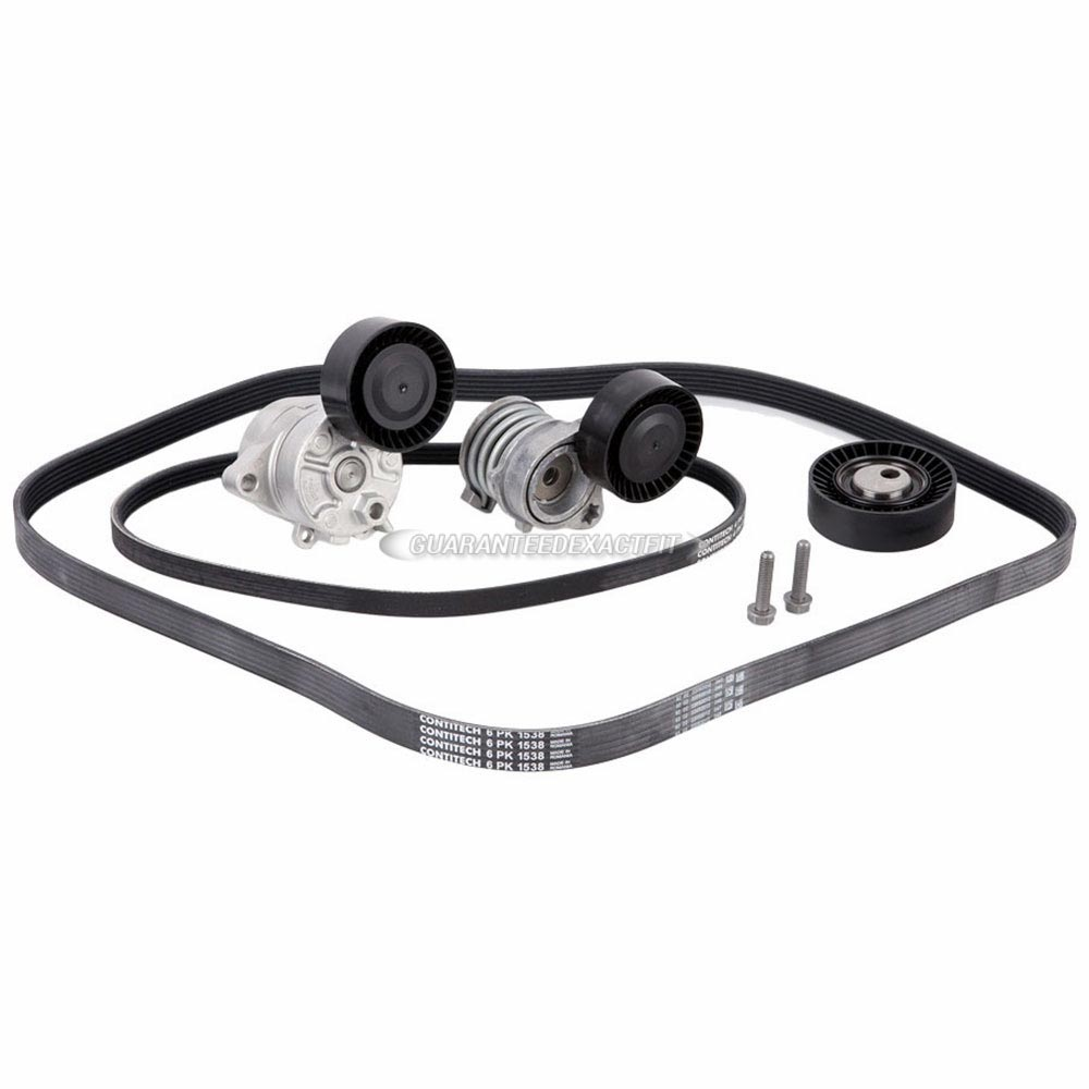 BMW X5 Serpentine Belt and Tensioner Kit