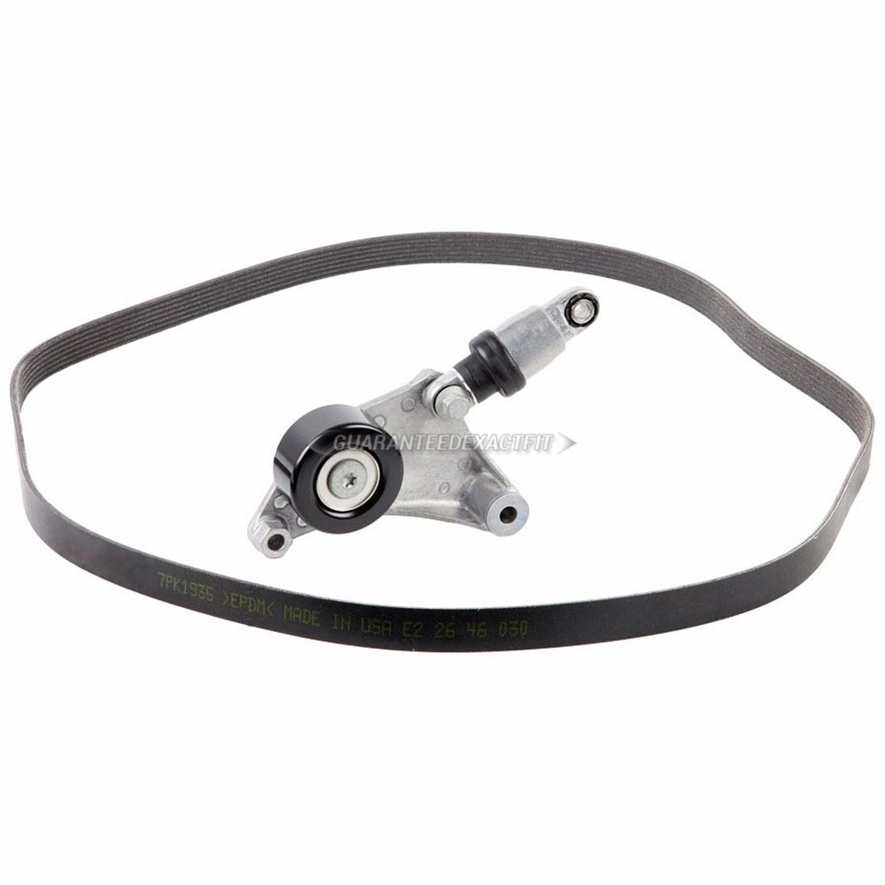 Toyota Camry Serpentine Belt and Tensioner Kit