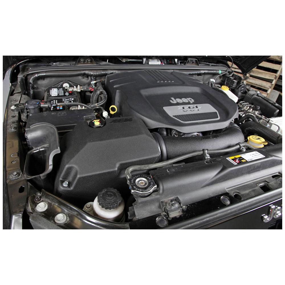 2013 jeep wrangler air intake performance kit 3 6l engine w o ca emissions brute force hd. Black Bedroom Furniture Sets. Home Design Ideas