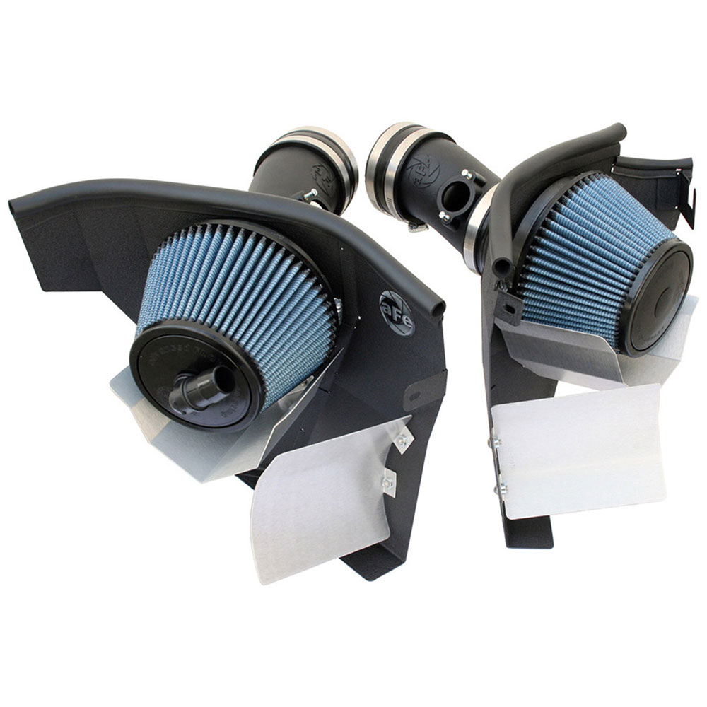 BMW M5 Air Intake Performance Kit