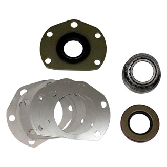 Jeep CJ Models Axles and Axle Bearings