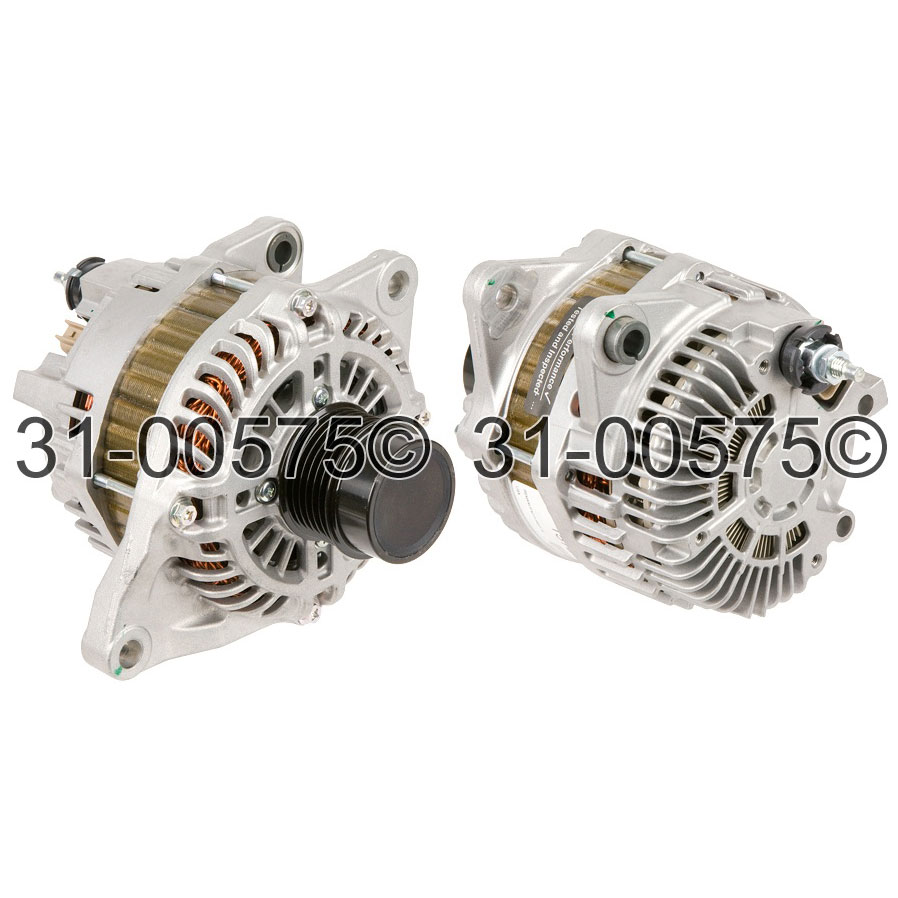Jeep Patriot Alternator