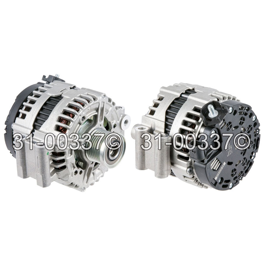 BMW 335xi Alternator