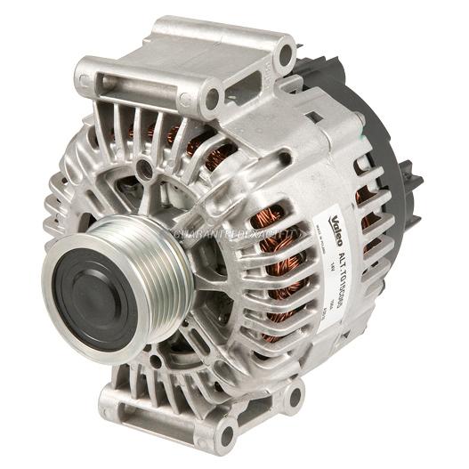 2005 Audi A4 Alternator 2.0L Engine