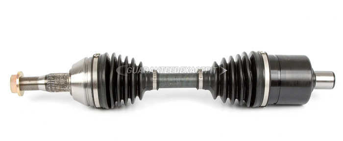 Buick Century Drive Axle Front
