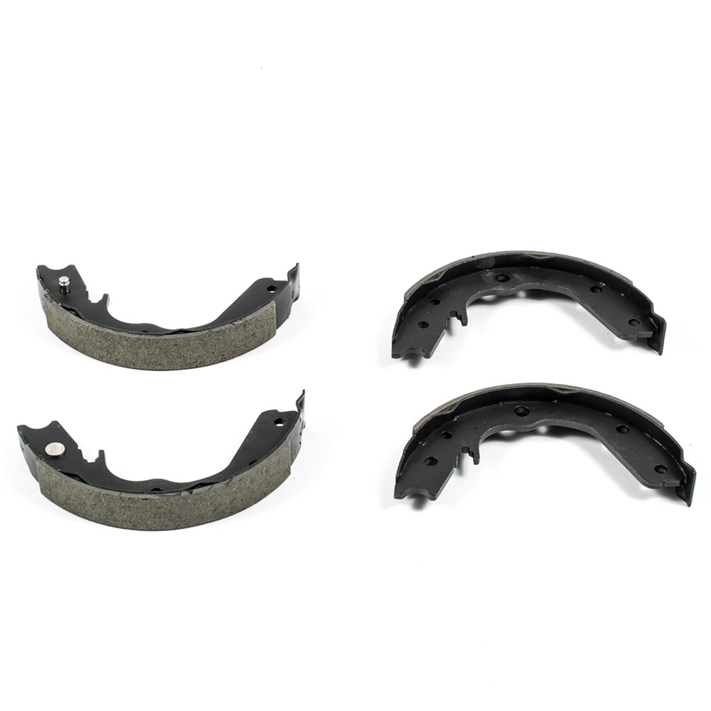 For Isuzu Rodeo Acura MDX PowerStop Parking Brake Shoe TCP