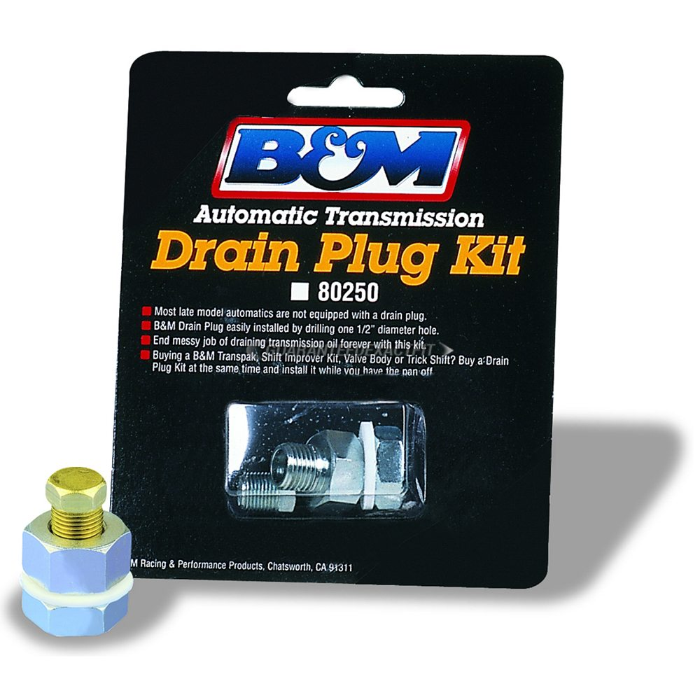 Automatic Transmission Oil Pan Drain Plug