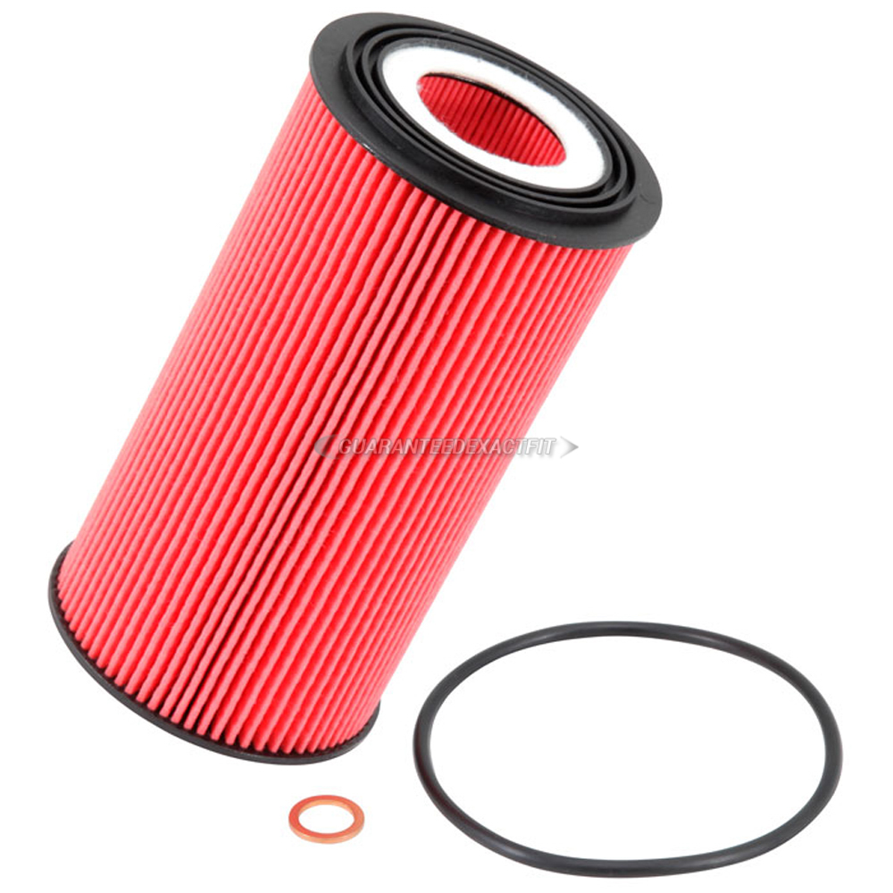 BMW 540 Engine Oil Filter