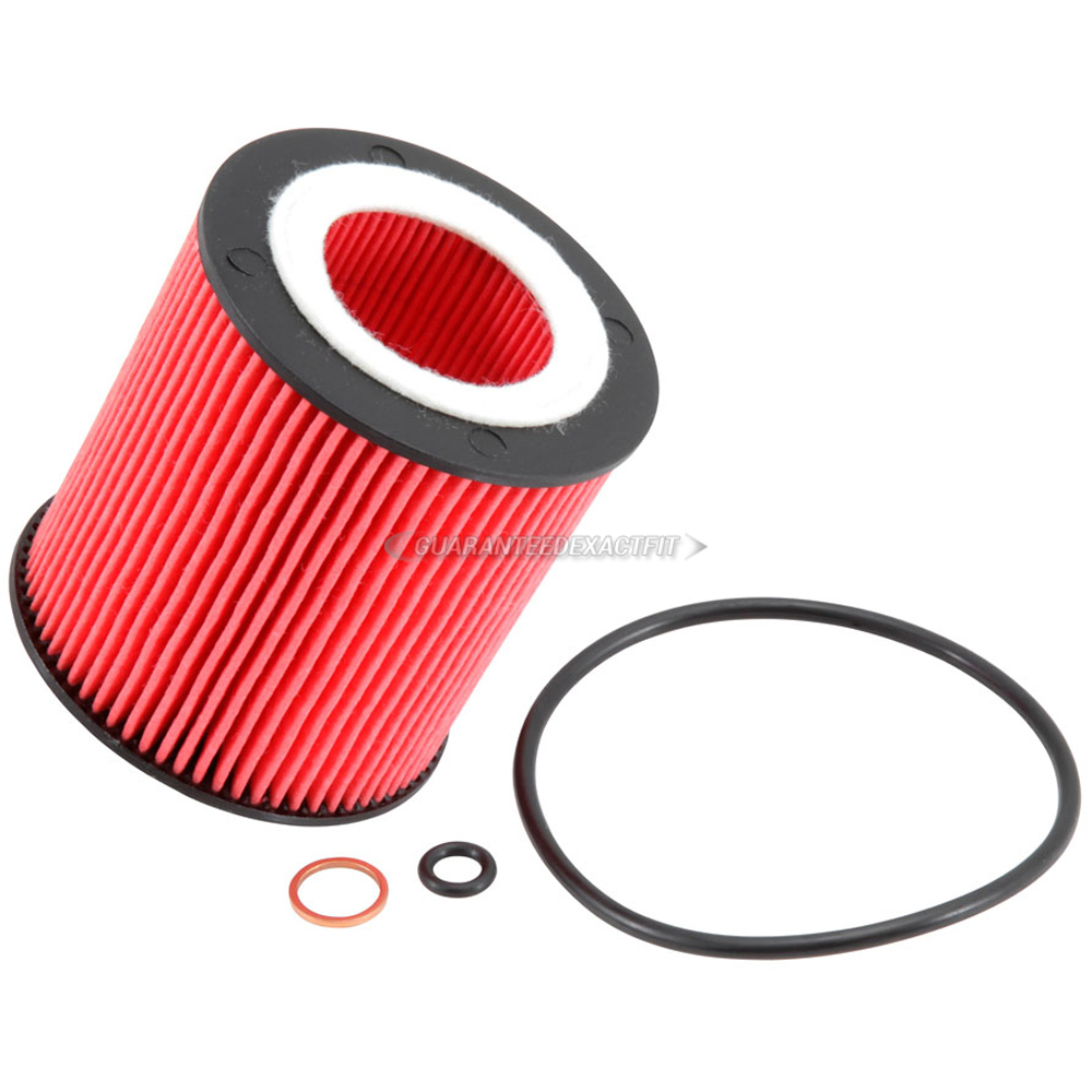 BMW M235i Engine Oil Filter