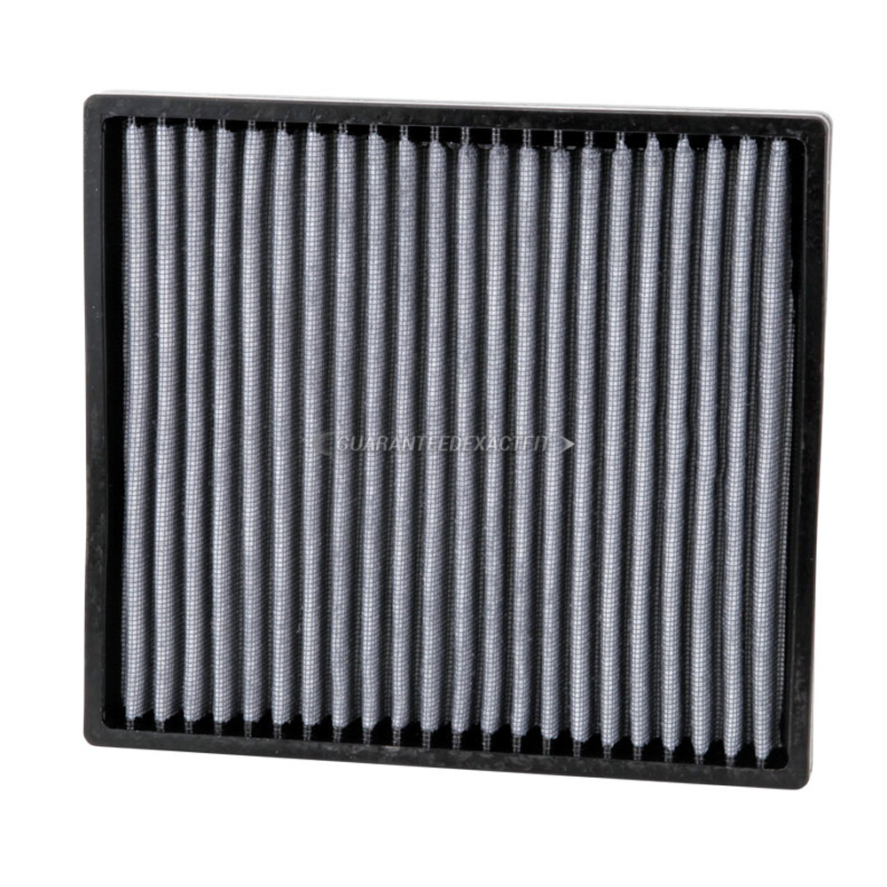2010 Kia Rio5 Cabin Air Filter