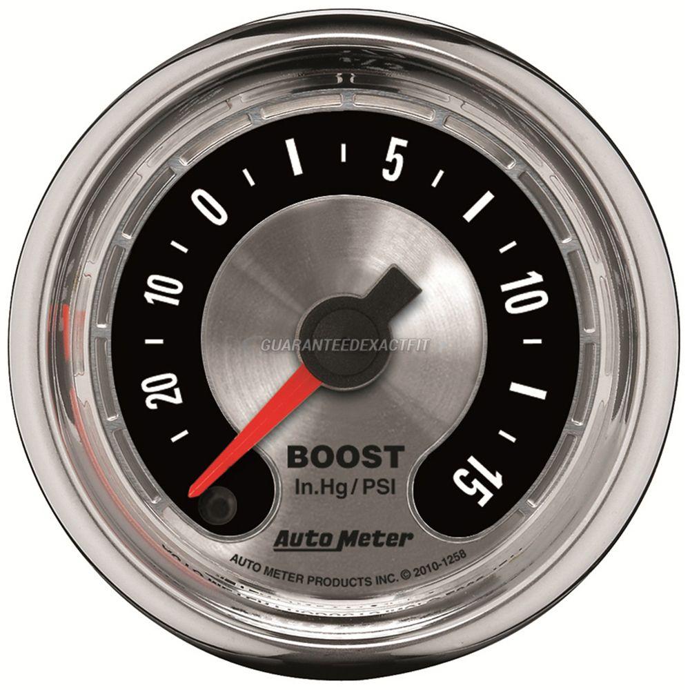 Multi Purpose Boost / Vacuum Gauge
