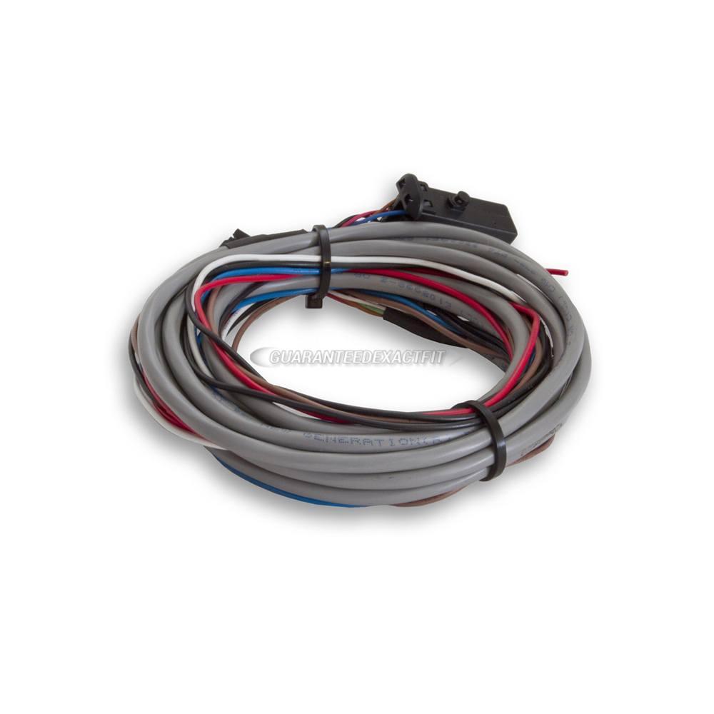 Air / Fuel Ratio Gauge Wiring Harness