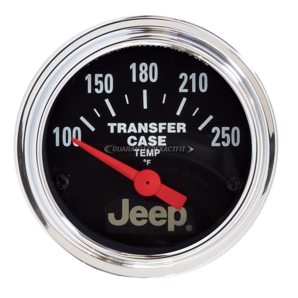 Transfer Case Temperature Gauge