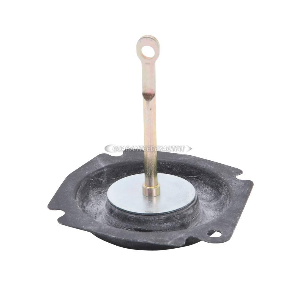 Carburetor Secondary Throttle Diaphragm