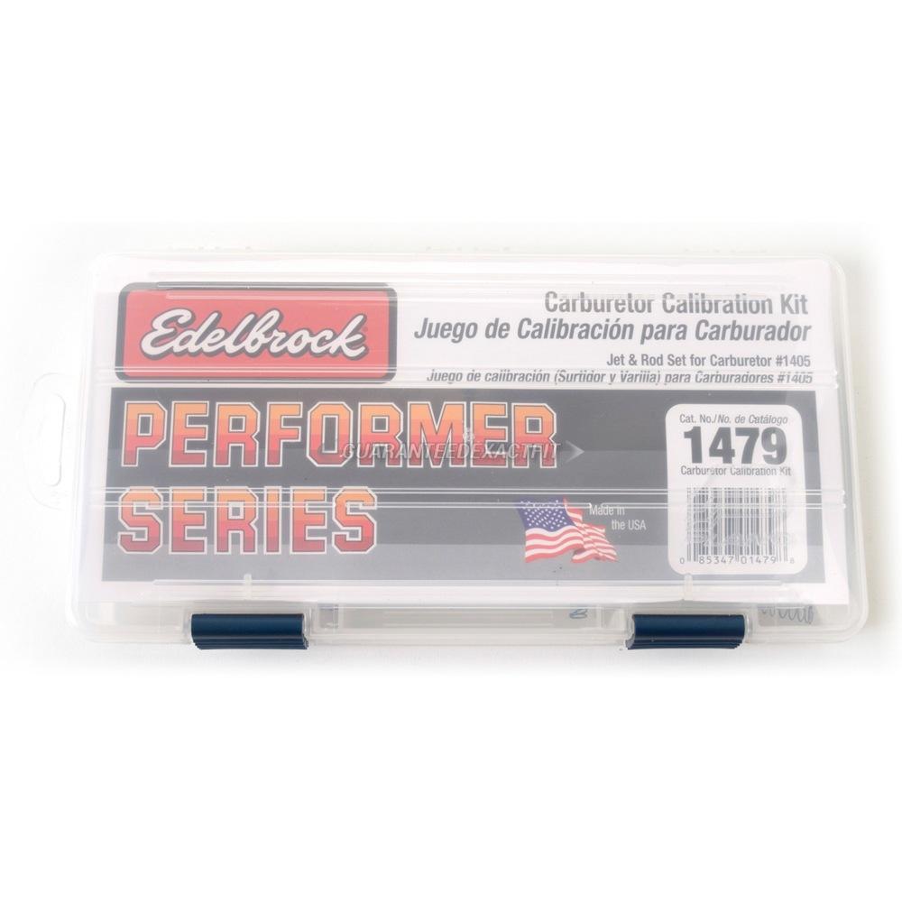 Carburetor Calibration Kit