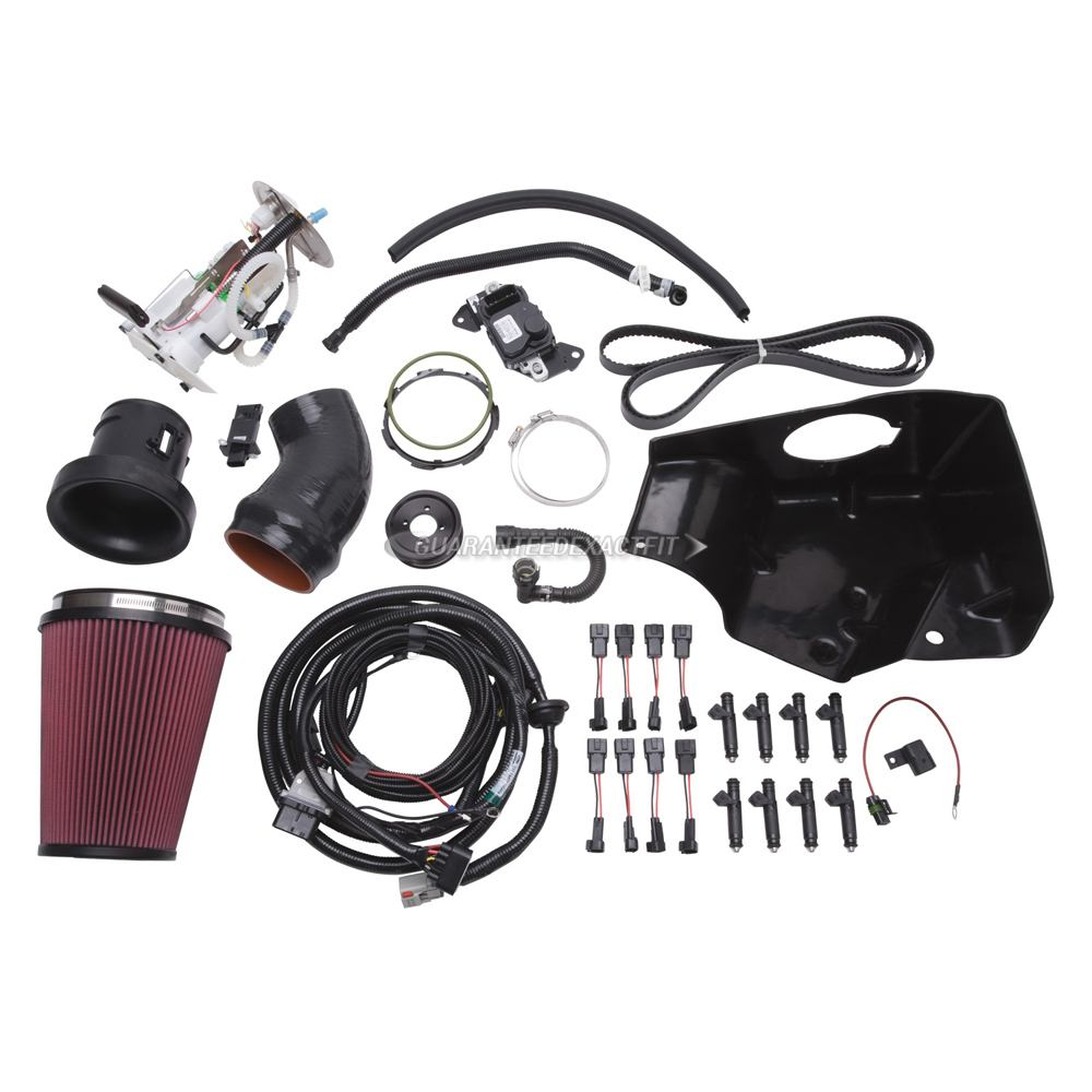 Supercharger Upgrade Kit