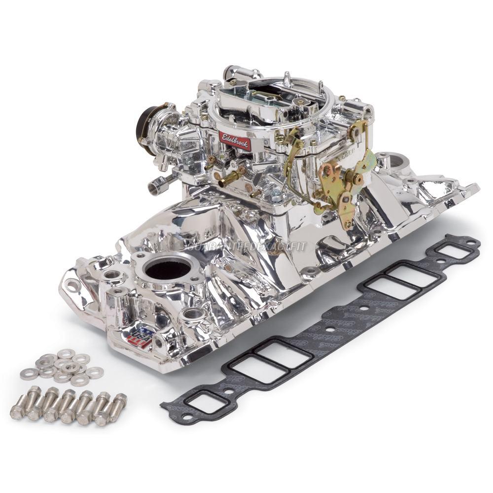 Engine Intake Manifold / Carburetor Kit