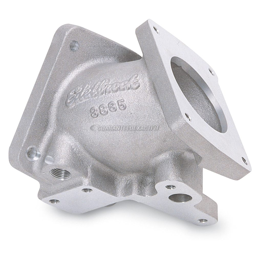 Fuel Injection Throttle Body Adapter