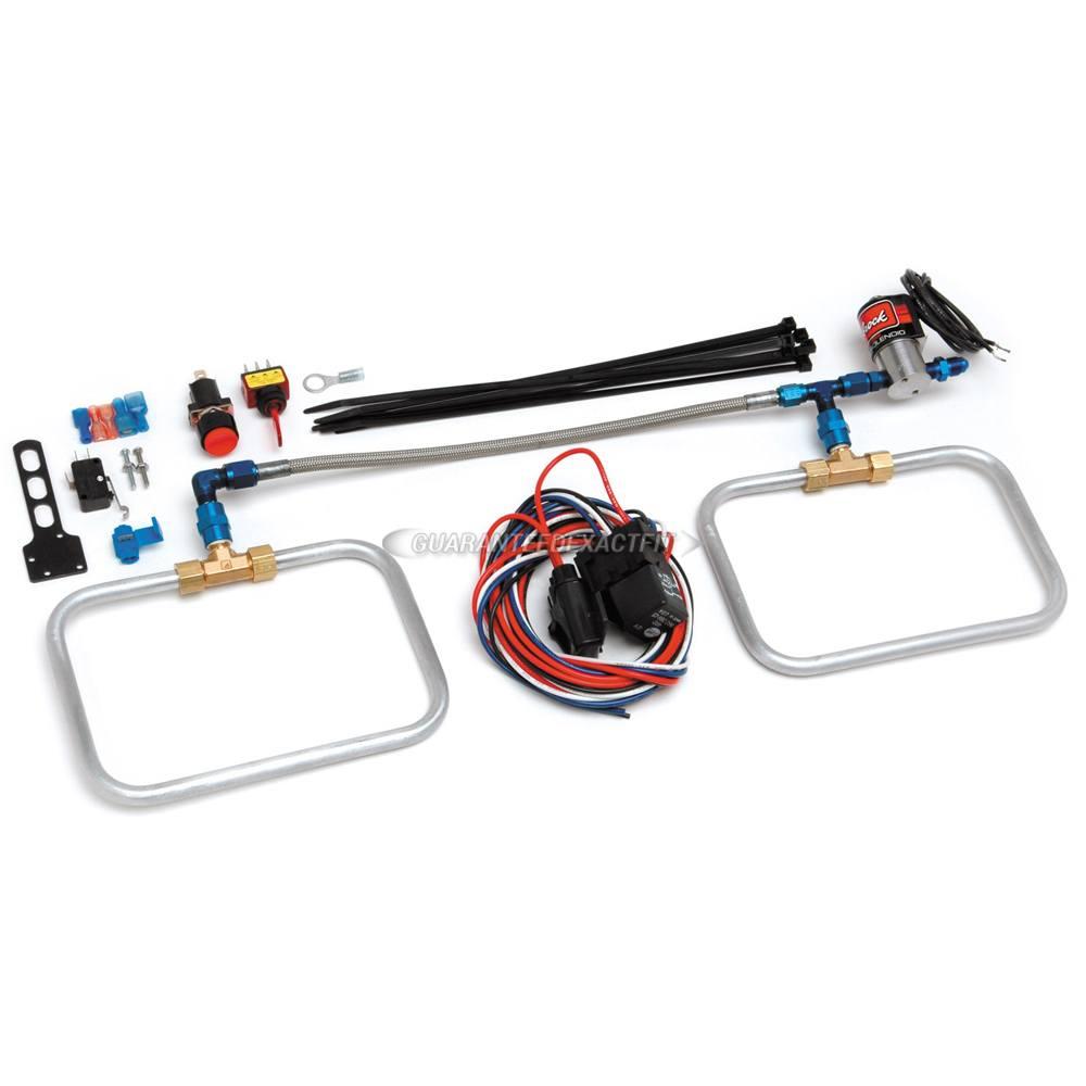 Turbocharger Intercooler Spray Bar