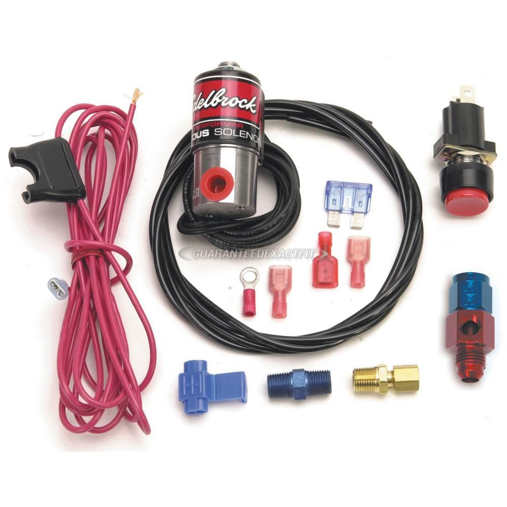 Nitrous Oxide Purge Kit