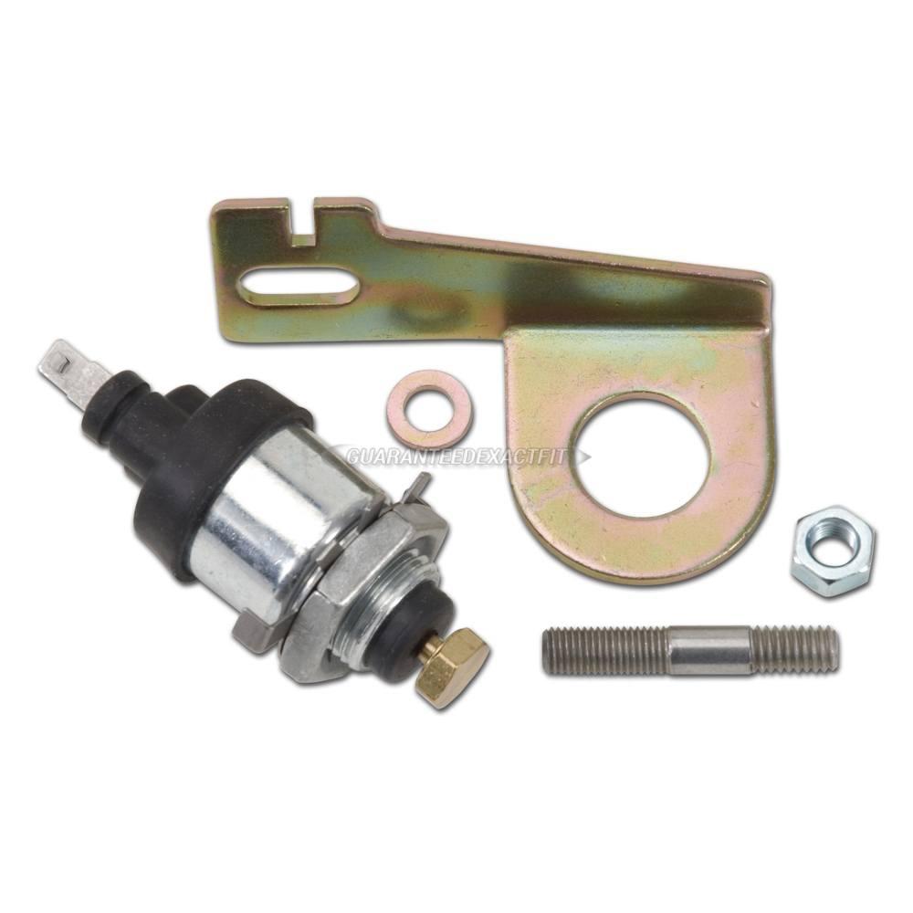 Carburetor Idle Stop Solenoid