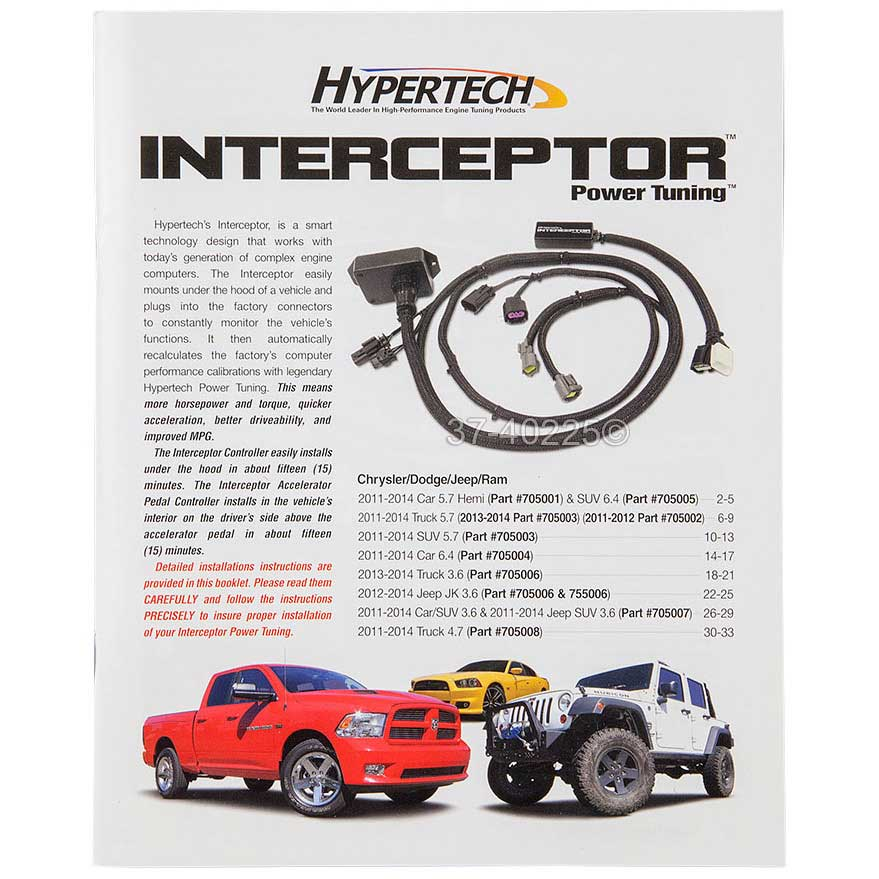 2014 dodge challenger engine tuner hypertech interceptor. Black Bedroom Furniture Sets. Home Design Ideas