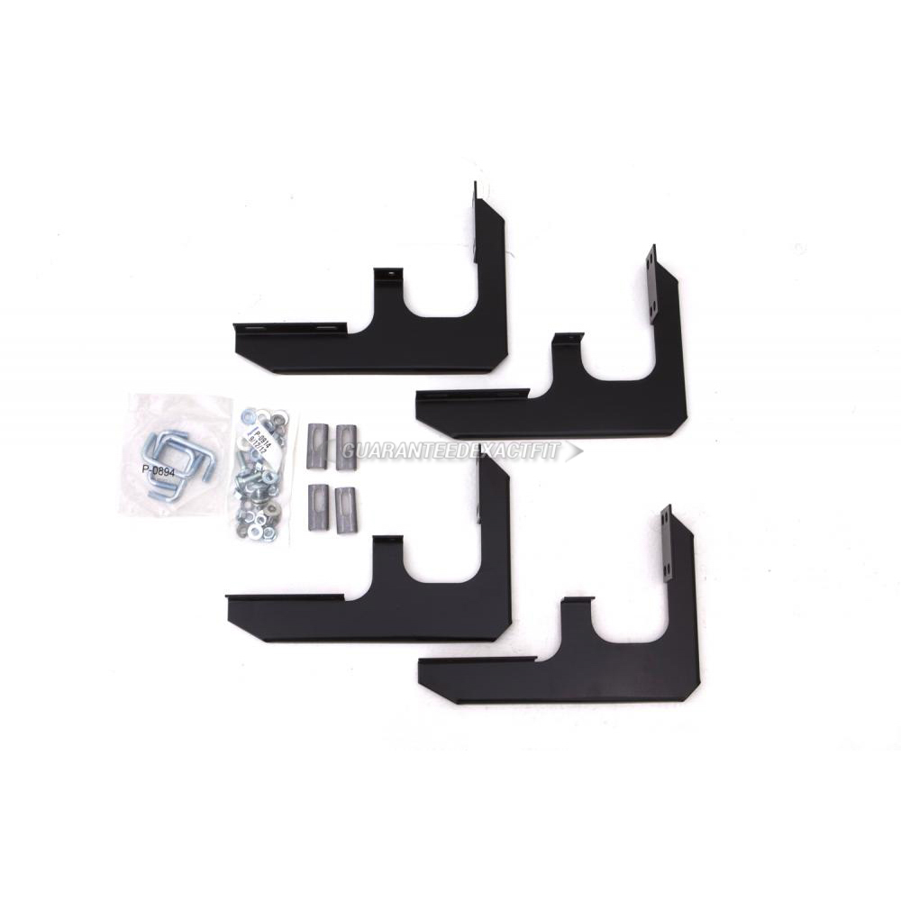 Step Nerf Bar Mount Kit
