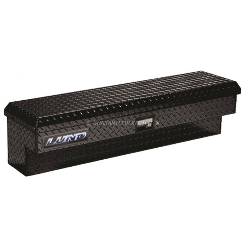 Truck Bed Side Rail Tool Box