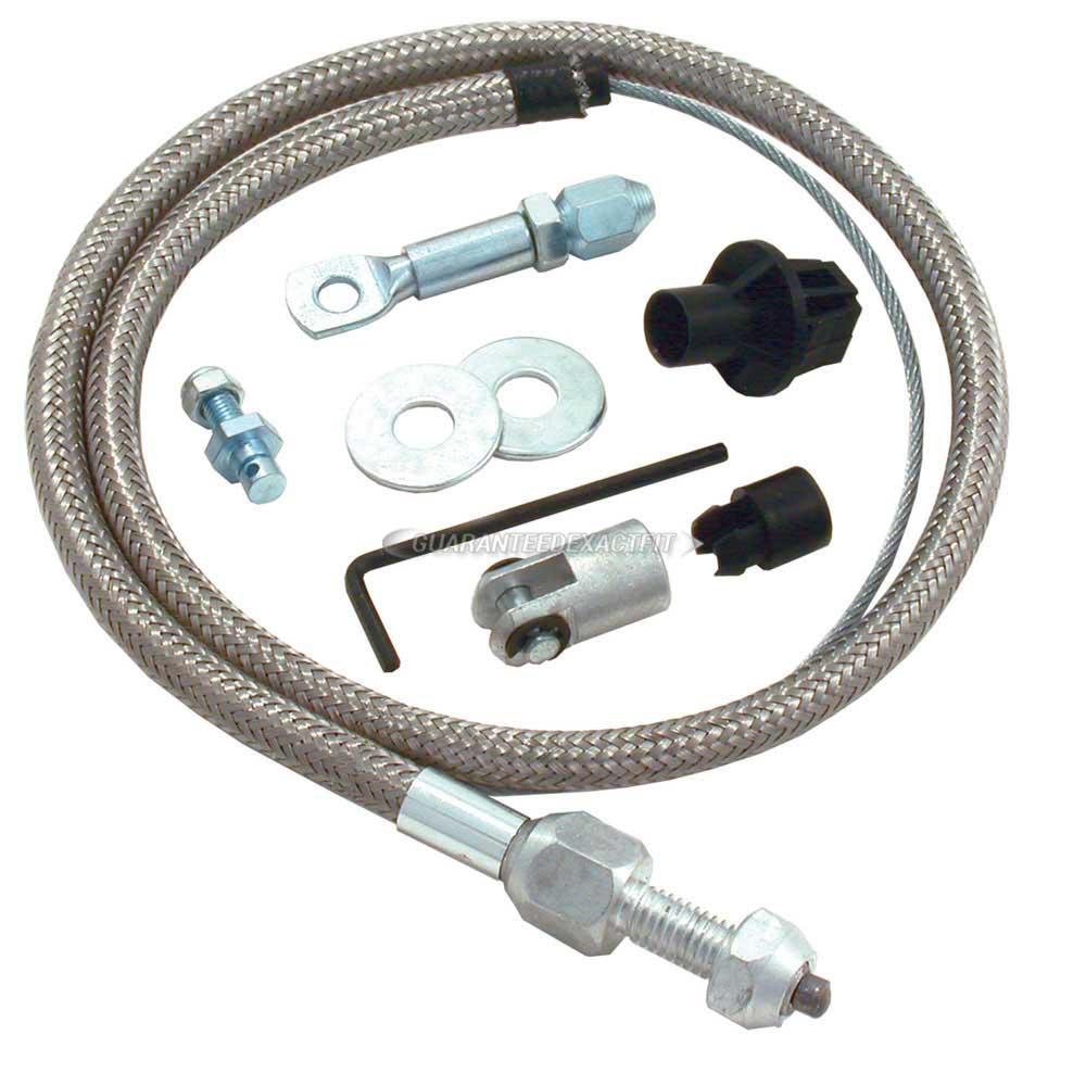 Carburetor Accelerator Cable