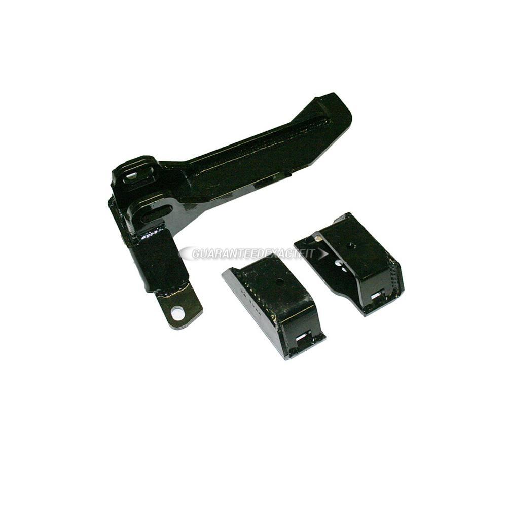 Suspension Traction Bar Bracket