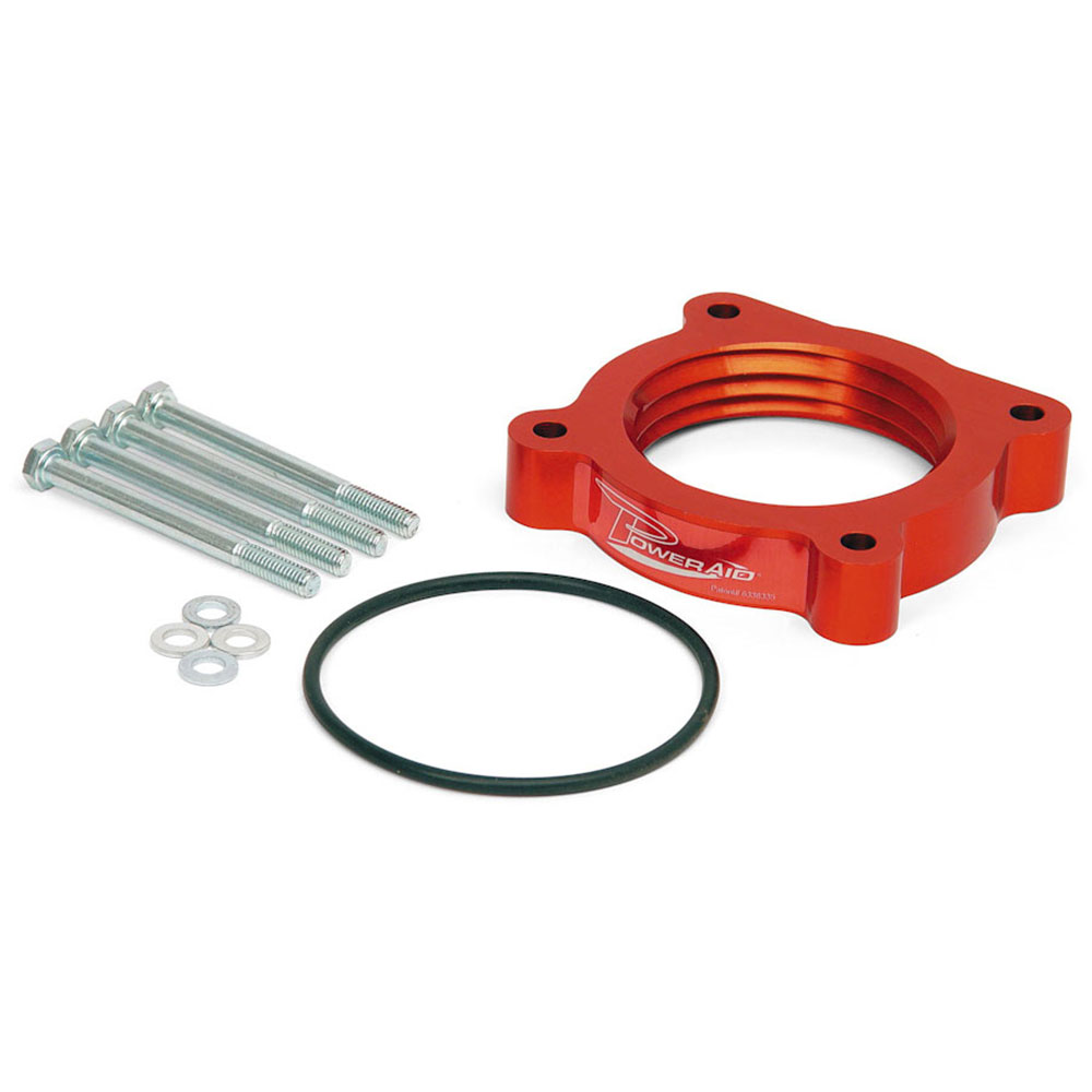Nissan Armada Fuel Injection Throttle Body Spacer