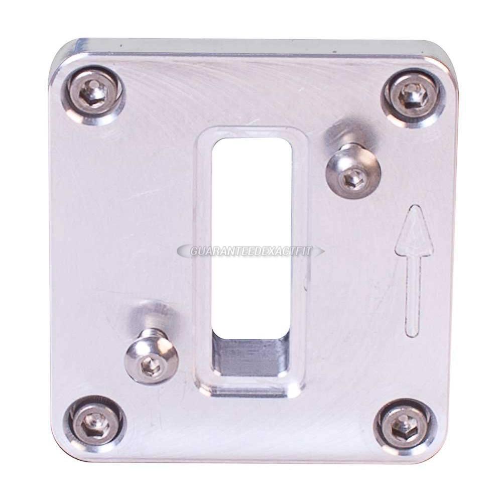 Mass Air Flow Sensor Block/Off Plate