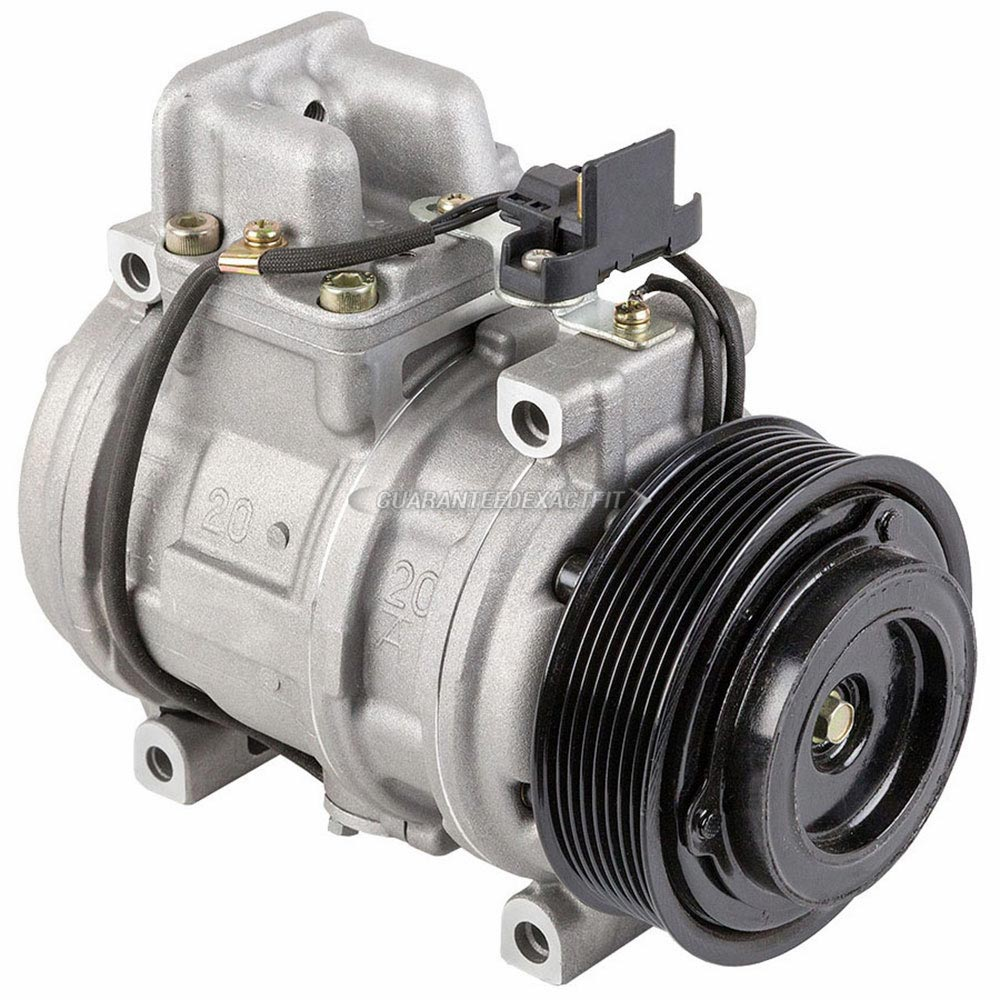 Mercedes_Benz 400SE New xSTOREx Compressor w Clutch