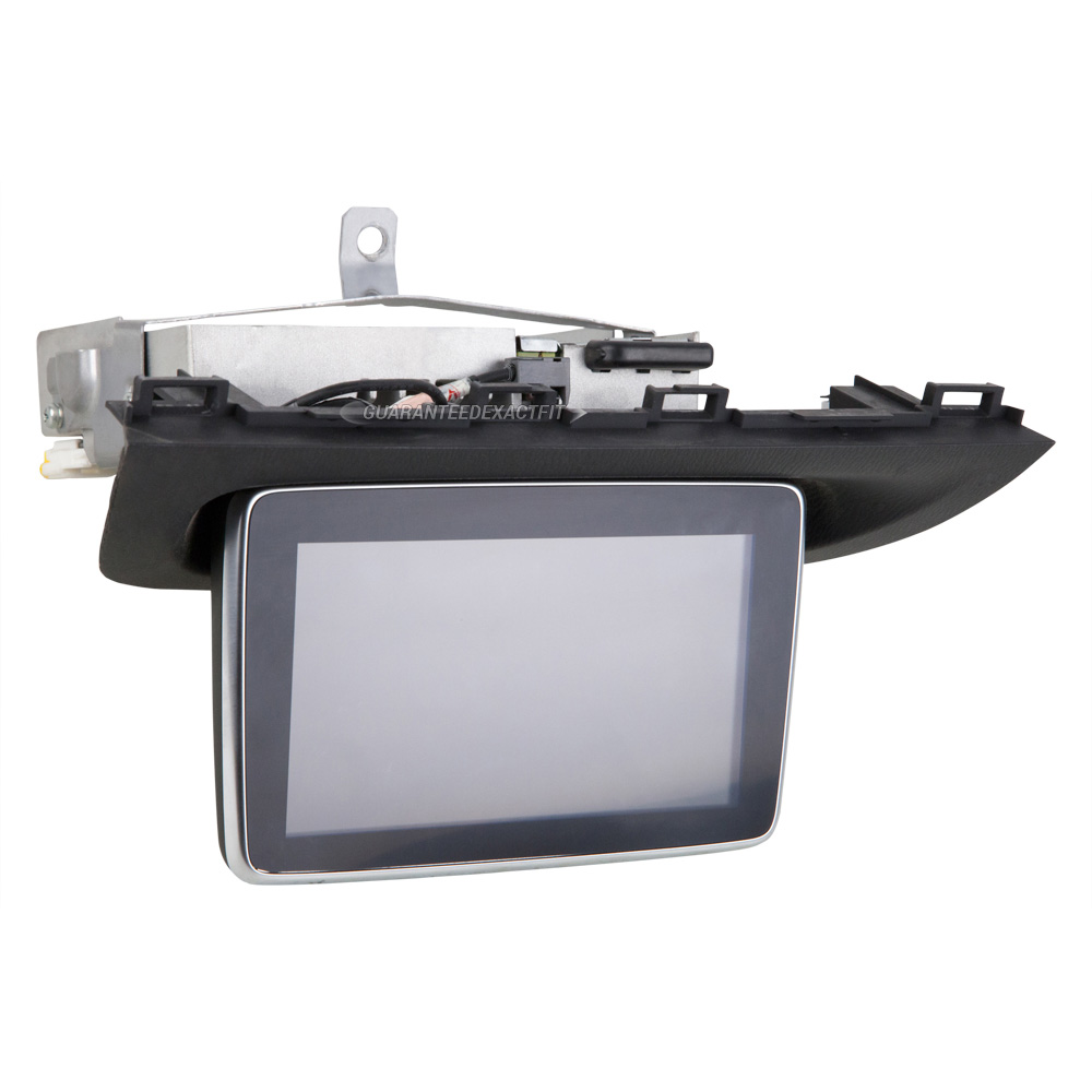 Mazda 3 Center Module Screen - OEM & Aftermarket Replacement Parts