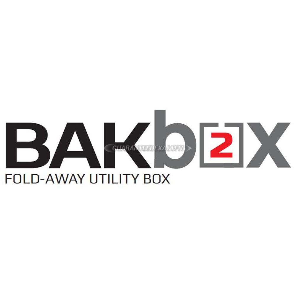 Tonneau Cover Tool Box