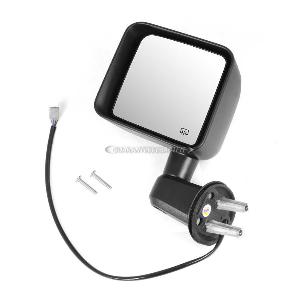Omix-Ada 11002.25 Side View Mirror