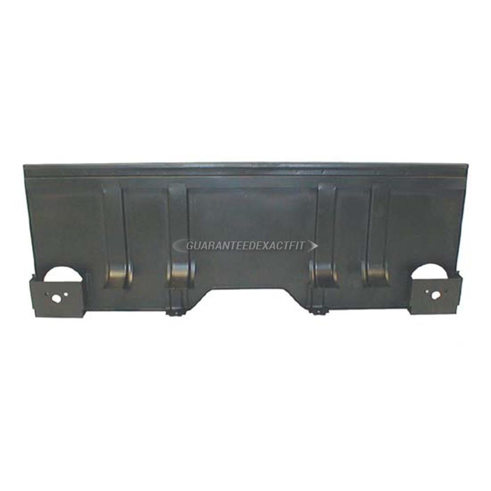 Tailgate Panel