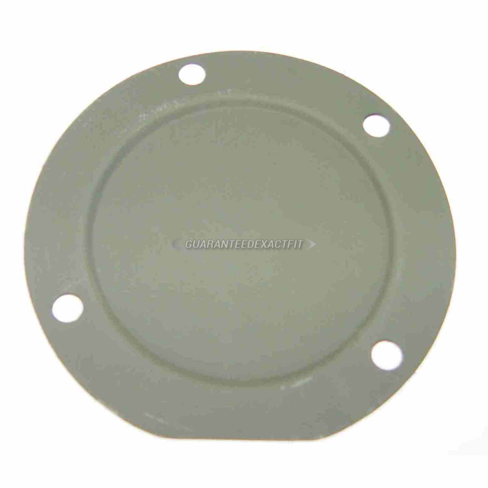 Brake Master Cylinder Access Plate
