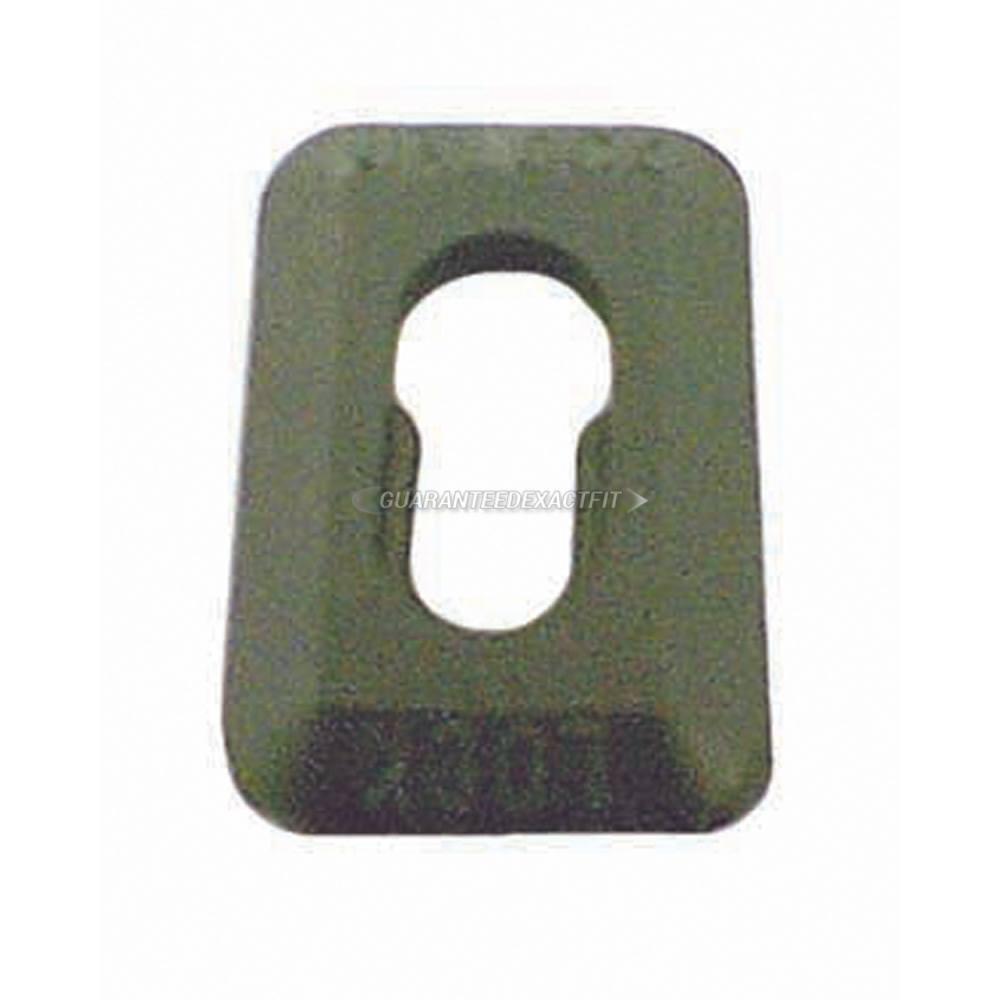 Soft Top Door Seal Clip
