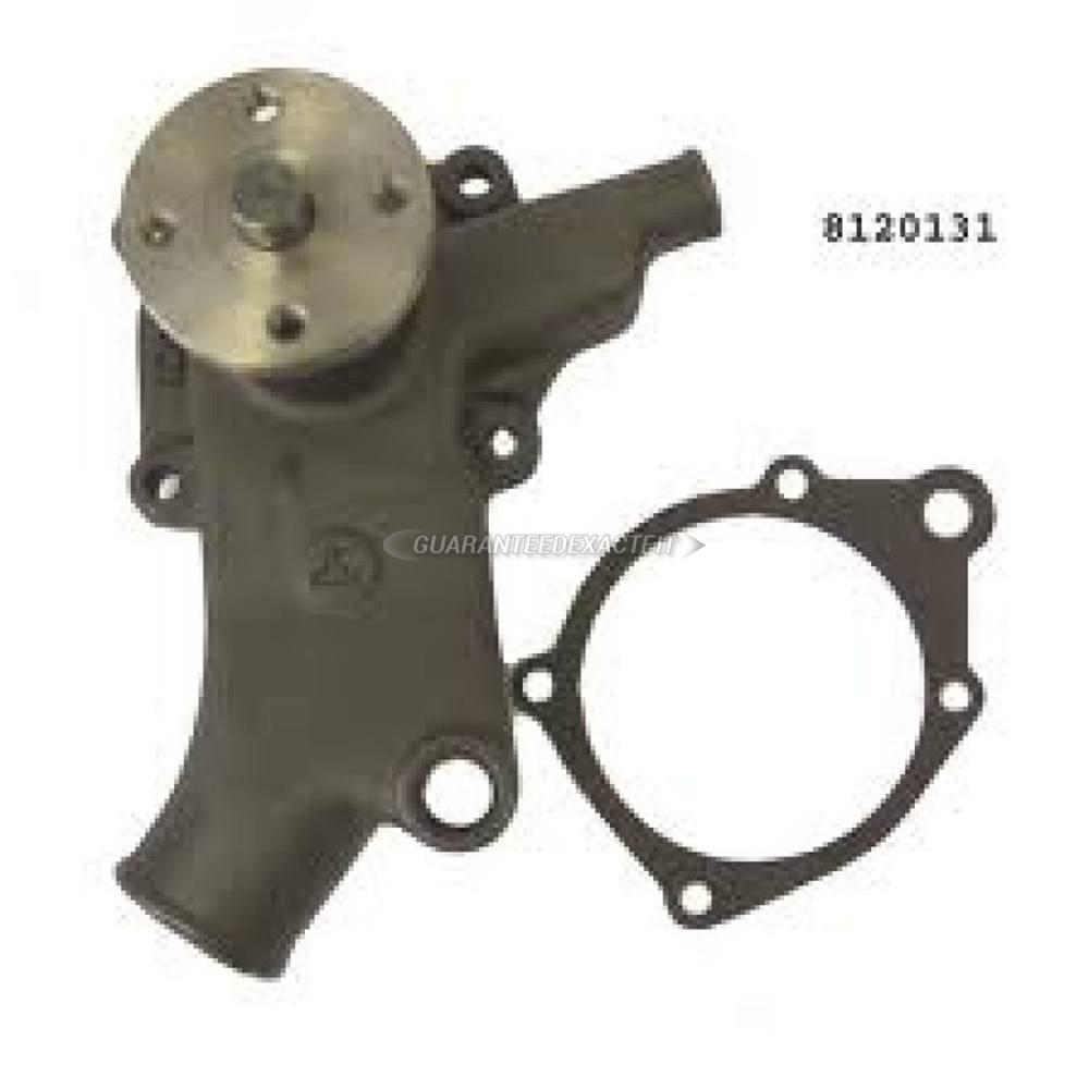 Engine Water Pump Seal