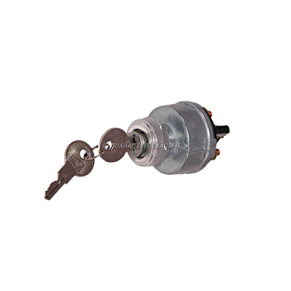 Ignition Lock Cylinder and Switch
