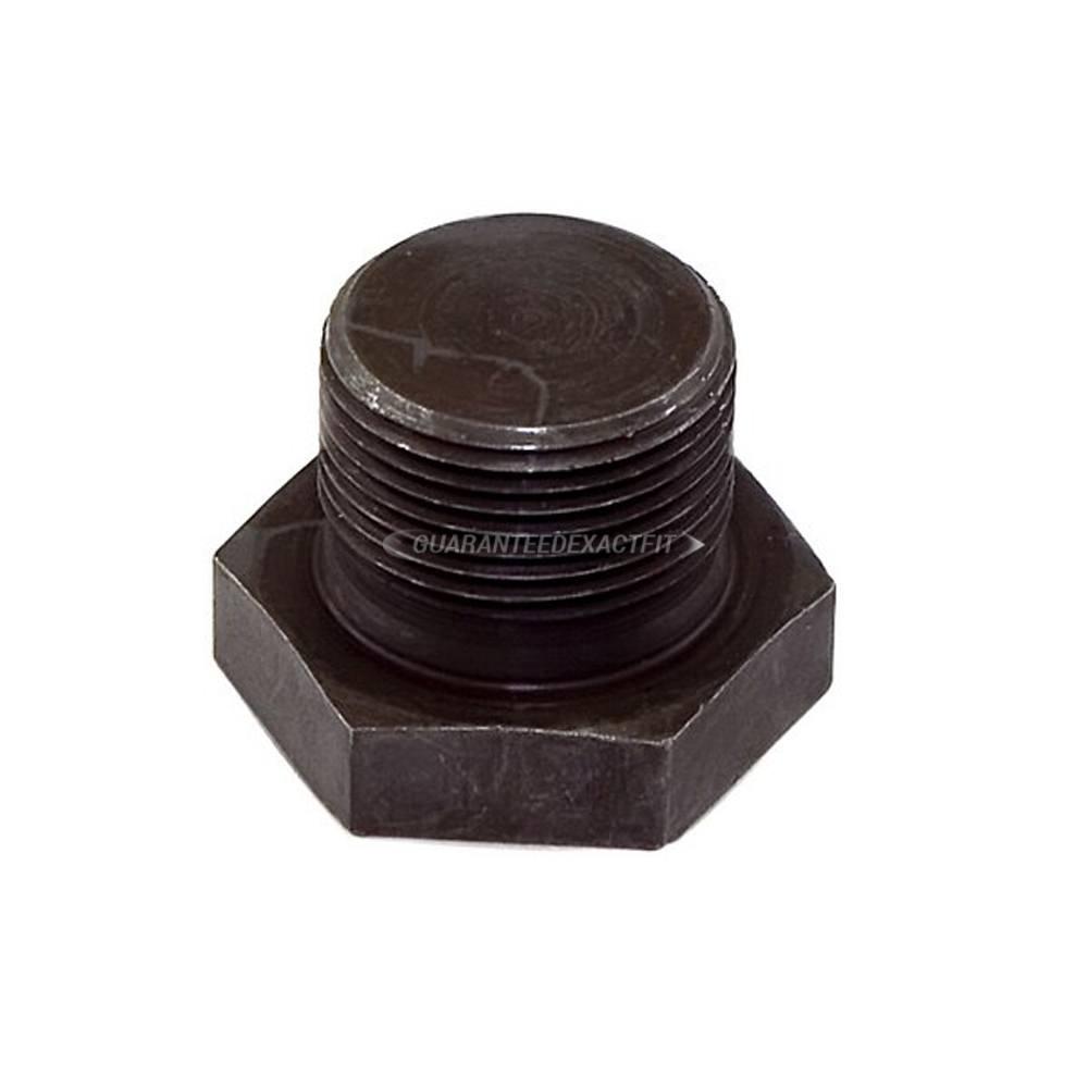 Engine Oil Drain Plug Assembly