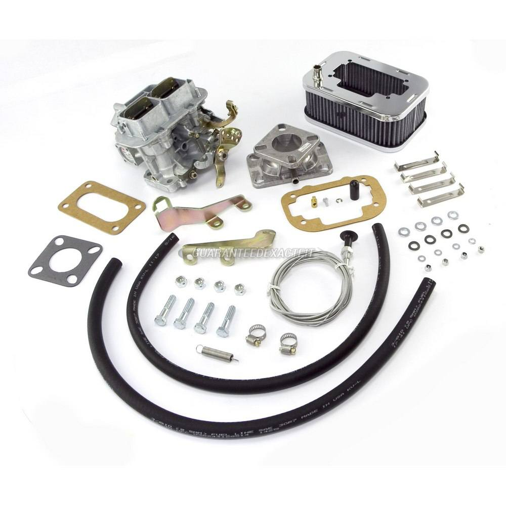 Carburetor and Installation Kit